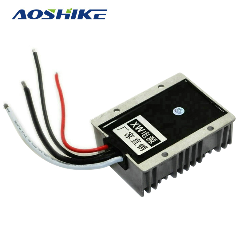 36V 48V to 24V 30A Power Converter DC-DC Buck Module 48V to 24V 30A 720W uck dc dc lm2596 adjustable power buck module 24v to 48v 12v 24v turn 12v 5v