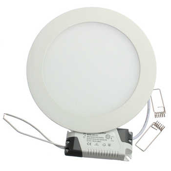 10pcs Dimmable LED Panel Light 3W 6W 9W 12W 15W 25W Recessed Ceiling LED Downlight Indoor Spot Light AC110V 220V Driver Included - DISCOUNT ITEM  35% OFF All Category