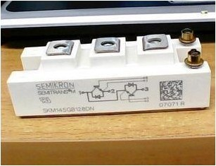 цена на SKM145GB128DN 124DN SKM100GB126DN genuine 100% IGBT module 145A1200V