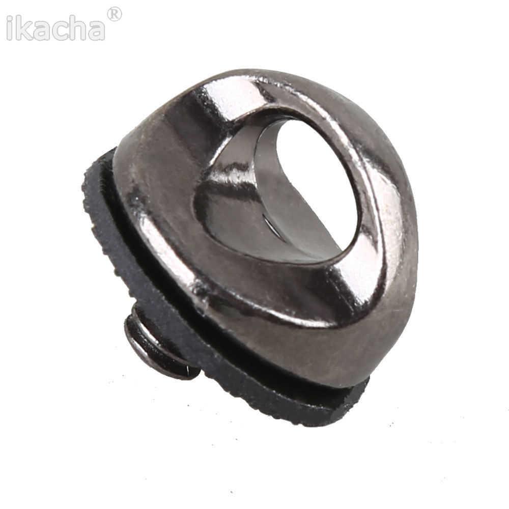 """Lustrzanka DSLR 1/4 """"łącznik śrubowy łączący hak do aparatu z paskiem na ramię smycz na szyje saszetka na pasek"""