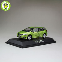 1 43 Scale Honda Jade Diecast Car Model Toys Green