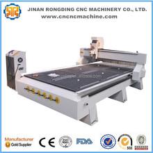 Vacuum table and dust collector cnc machine/cnc machine price/cnc cutting machine