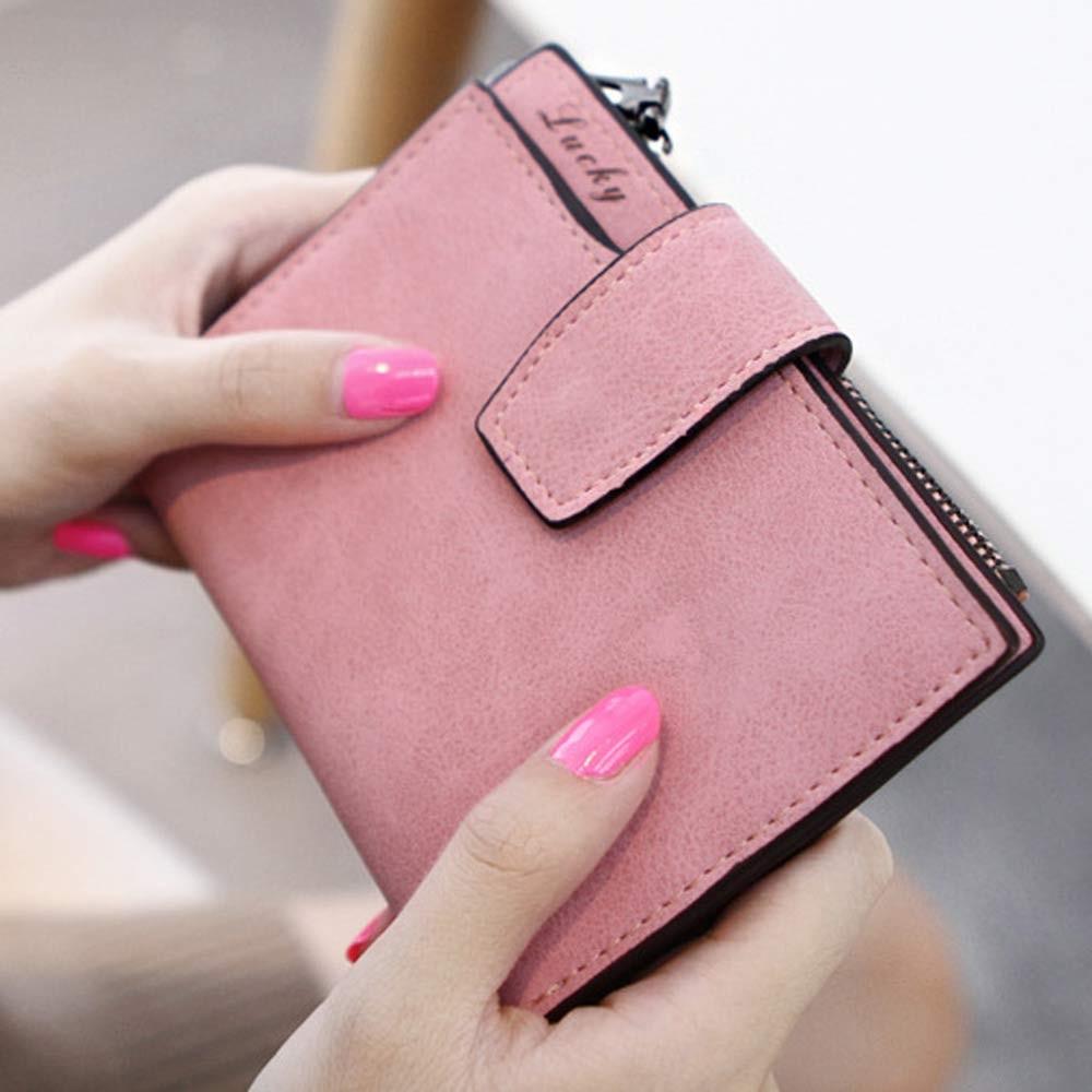 Mance designer wallets famous brand women wallet Mini Grind Magic Bifold Leather Wallet Card Holder Wallet Purse tarjetero mujer mance ladies brand designer watches