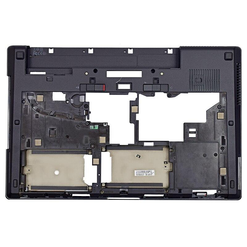 Nouvelle pochette d'ordinateur d'origine pour Hp EliteBook 8760W 8770W housse de bas de portable noir 652535-001 6070B0483701 D couverture