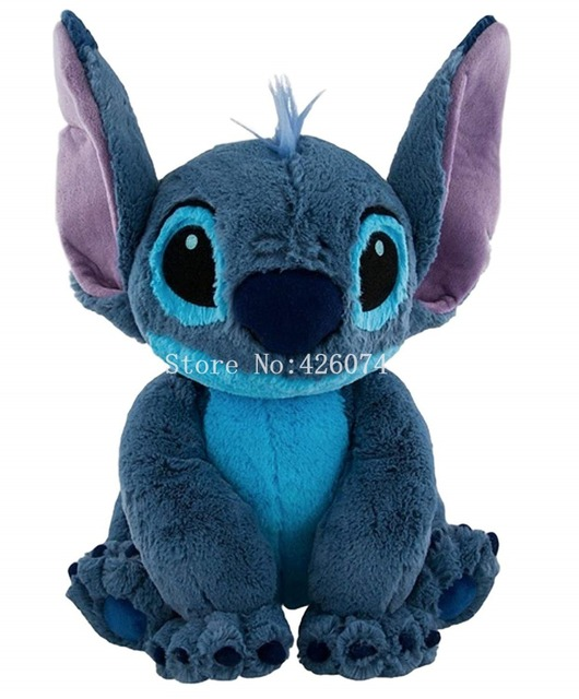 Nuevo Lilo & Stitch felpa para niñas niños 36 CM niños juguetes de peluche niños regalos de navidad
