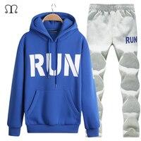 Run Sweat Suit Men Polos Suits Men S Tracksuits Jackets Sportswear Sport Sets Jogging Suits Brand