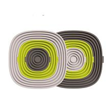 Detachable assembled three-piece cushion pad Pad ceramic pad silicone pad Silicone placemat High temperature insulation pad