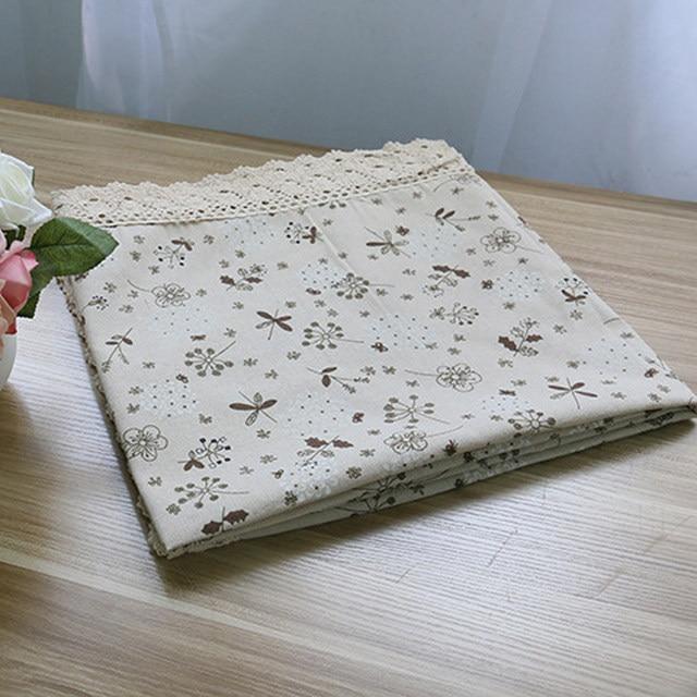 Tienda Online Mantel patrón de diente de león ropa de mesa moderna ...