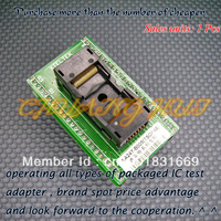 NEW 648 0482211 TSOP48 0.5mm IC Test Socket / Programmer Adapter SA247 B005 Xeltek Adapter