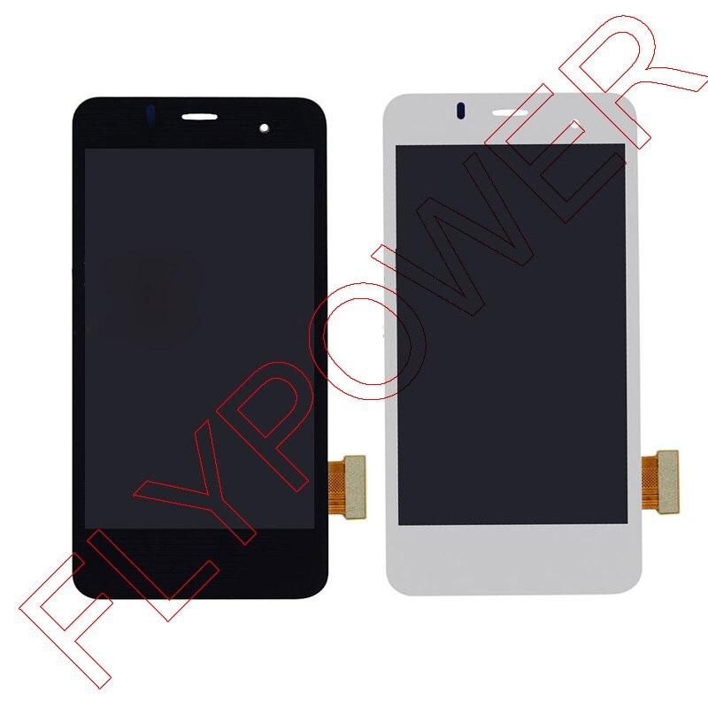 Pour Alcatel One Touch Star OT6010 6010 6010D LCD Écran Affichage + Écran Tactile Complet noir/blanc Livraison Gratuite; 100% Garantie