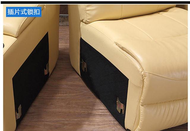 Living Room Sofa set corner sofa recliner electrical genuine leather sectional sofas modern muebles de sala moveis para casa