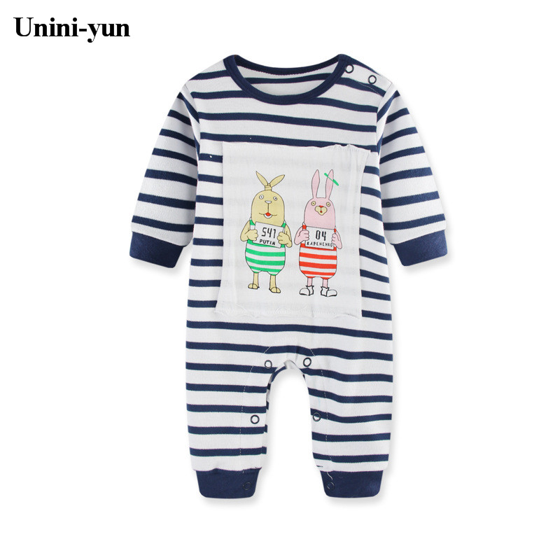2017 Retail New Fashion Baby Romper Clothing Body Suit Newborn Long Sleeve Kids Boys Girls Rompers Baby Clothes Roupa Infantil newborn baby girls rompers 100% cotton long sleeve angel wings leisure body suit clothing toddler jumpsuit infant boys clothes