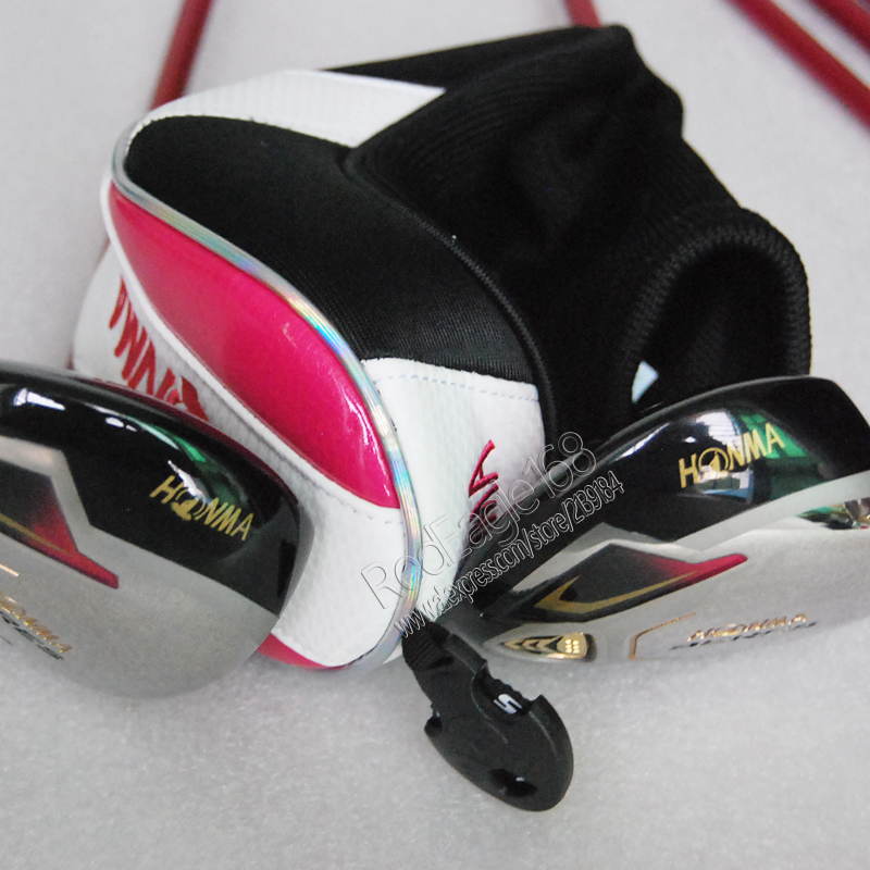 Cooyute Nya kvinnors golfklubbar HONMA S-03 3/15 5/18 Golf fairway - Golf - Foto 3