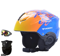 2015 Promotion Direct Selling Tactical Cascos Ski Helmets To Protect The Head Brace After Crash Test