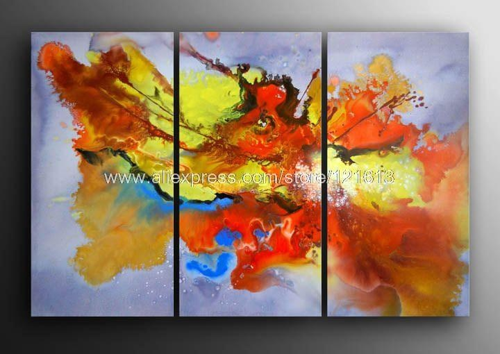 Abstract Oil Painting For Beginners
