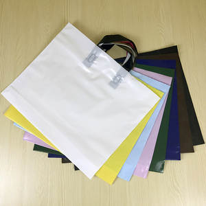 5d4ebc4a3d TOPPRINTING 500pcs lot custom printed logo shopping Bags