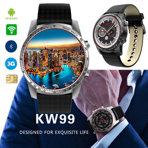 ASKMEER KW99 GPS Smart Watch A