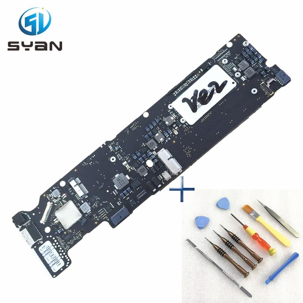 Placa base A1466 para Macbook Air 13,3 1,6 GHZ 4 GB placa lógica 820-00165-02 2015