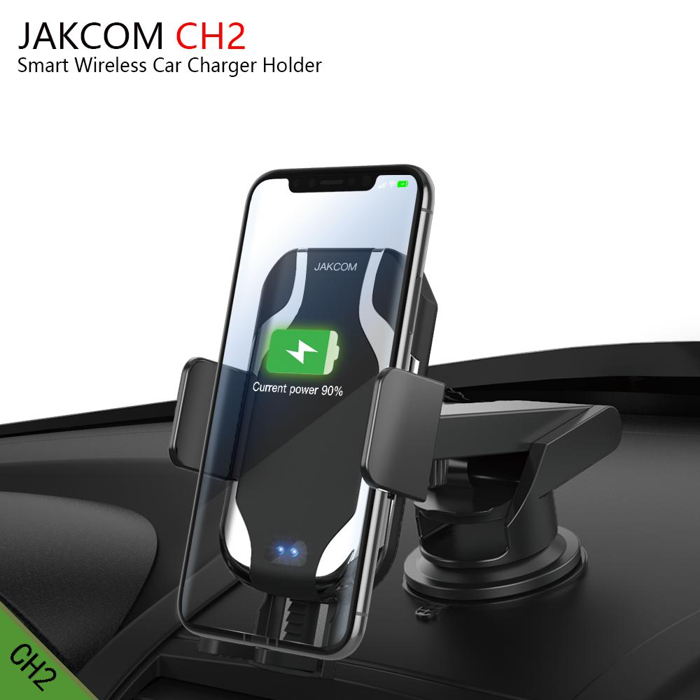 JAKCOM CH2 Smart Wireless Car Charger Holder Hot sale in Chargers as rechargeable battery 4v data show sanfona