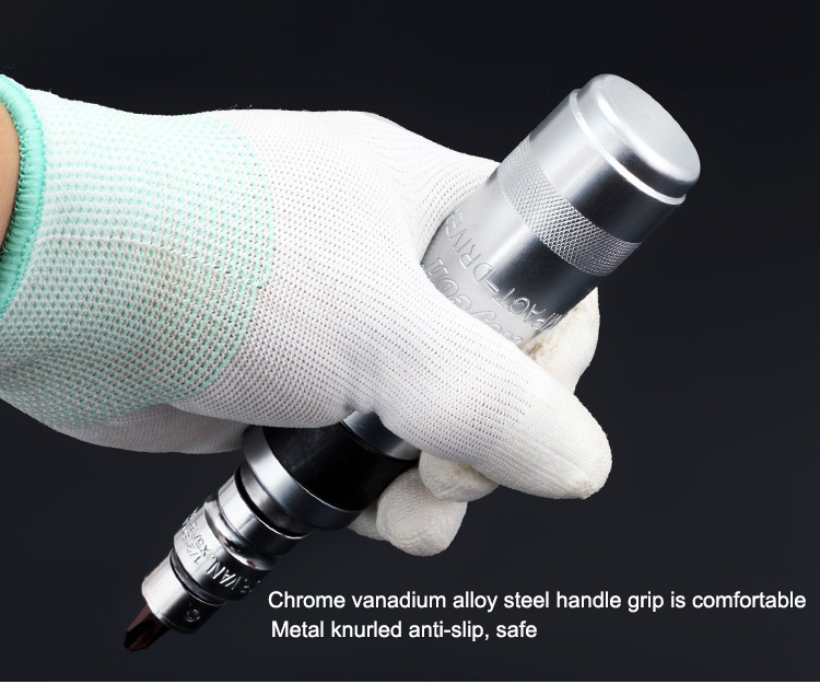 UNeefull 15pieces, 12 pieces Multi-function impact screwdriver bit,Screwdriver Bits Torx Hex Star Tamper Proof Screwdrivers Bit