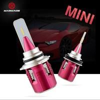 V6 Super Bright LED Car Headlight H7 H1 H11 H4 9006 9005 9012 CSP Chips 7200Lm