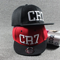 Children Cristiano Ronaldo CR7 Ietters Snapback Baseball cap Casquette Men Women Hip-Hop Hat Gorras Football Hat For Bone HT-113