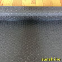 3 k 240gsm 無地六角形炭素繊維織物オリジナルブラックカーボン高品質高強度