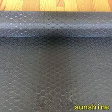 3K 240gsm عادي سداسية من ألياف الكربون النسيج الأصلي الكربون الأسود عالية الجودة عالية القوة