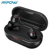 Mpow T5/M5 TWS Earphones Bluetooth 5.0 Wireless Earbuds Aptx IPX7 Waterproof Headset Sport With Noise Canceling Mic #3