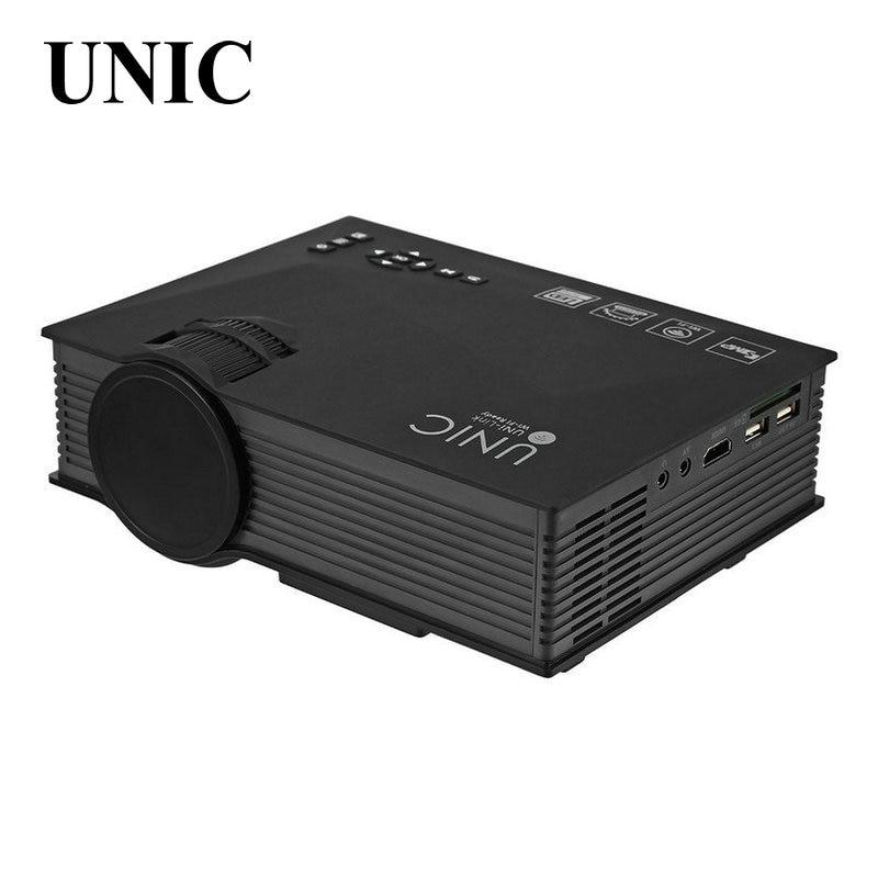 Sale 2016 newest original unic uc46 mini portable for Pocket projector reviews 2016