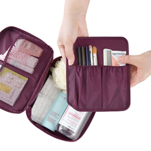 2019 Portable Travel Cosmetic Makeup Bags Toiletry Case Wash Organizer Storage P