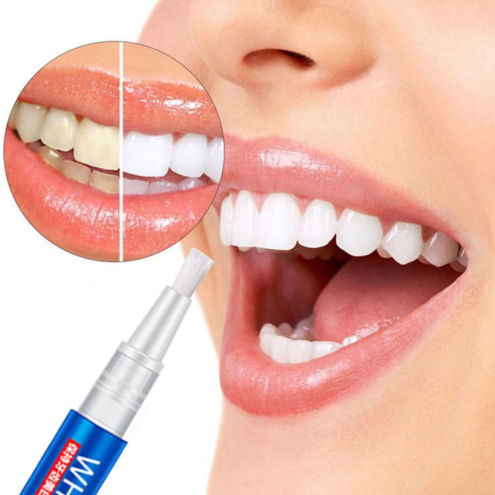 Hot 1Pcs Teeth Whitening Pen Tooth Whitening Gel Tooth Bleach Gel Whitener Remove Stains Oral Hygene Drop Shipping