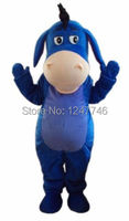 Best Sale Friendly Eeyore Donkey Mascot costume Size: S M L XL XXL