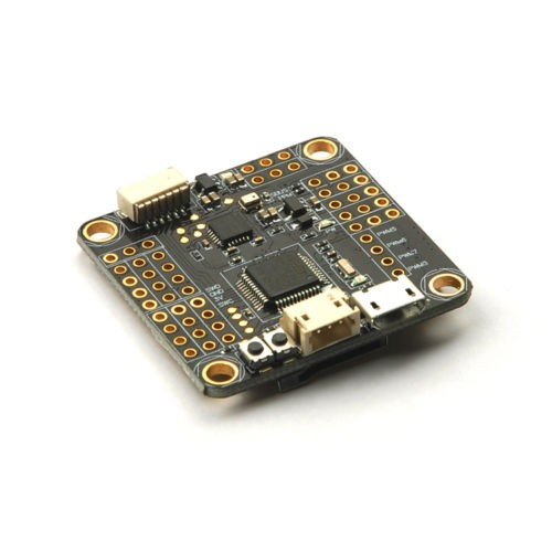OMNIBUS F3 AIO Flight Controller Built-in OSD STM32 F303 MCU SD Slot for DIY FPV Drone F19510