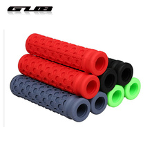 Soft Silicone Bicycle Grips with Bar End Anti-skid MTB Bike Grips shock-absorbing Cycling Handlebar Cover tapones manillar mtb