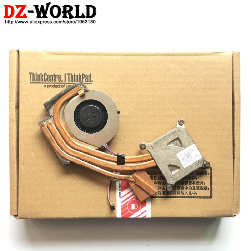 New Original for Lenovo ThinkPad T420 T420i SWG Discrete Graphics Heatsink CPU Cooler Cooling Fan 04W0408 04W0410 0A66707 new for lenovo