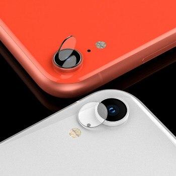 Перейти на Алиэкспресс и купить Прозрачная задняя камера для iPhone XS Max X XR 8 7 6 6S Plus защитная пленка закаленное стекло
