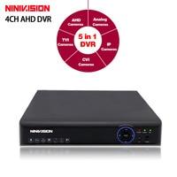 Security System 4CH 8CH Analog HD DVR CCTV 1080N AHD NH Digital Video Recorder H264 Onvif