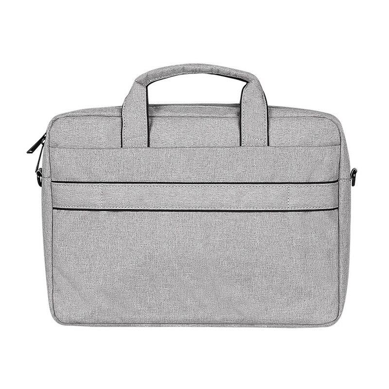 15,6 Zoll Pro Laptop Schulter Tasche Abdeckung Fall Für Hp/dell Computer Notebook Pc Schnelle Farbe