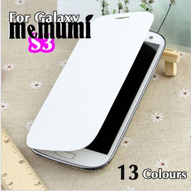 Кожаный чехол откидная крышка сумка оригинальный Батарея Корпус кобура В виде ракушки чехол для Samsung Galaxy S3 i9300 <font><b>S4</b></font> i9500 Mini Neo duos