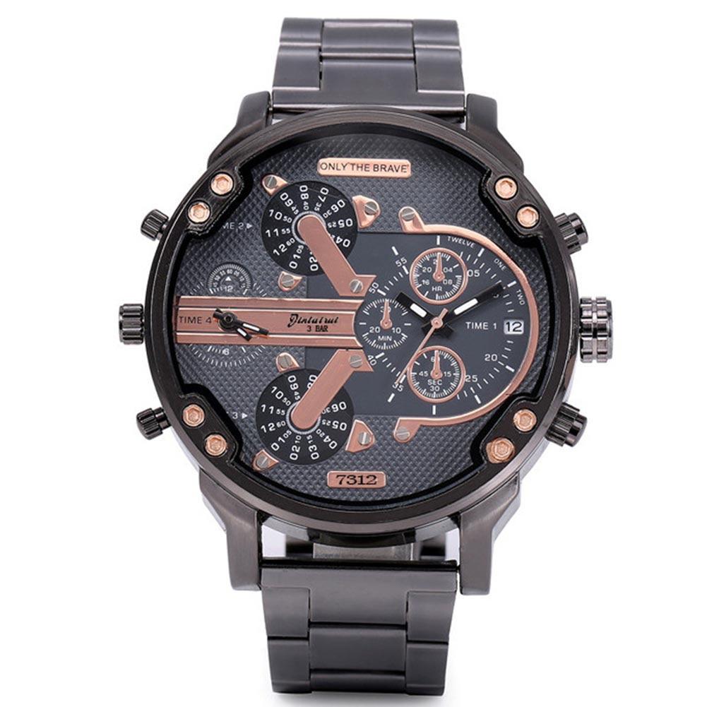 new number sport design bezel golden watch mens watches top brand luxury montre homme clock men. Black Bedroom Furniture Sets. Home Design Ideas