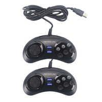 Retroflag Wired Controller di Gioco USB Gamepad Joypad per Rasbperry Pi 4 B/MEGAPi/NESPi/SUPERPi di Caso per PC/Switch per Finestre