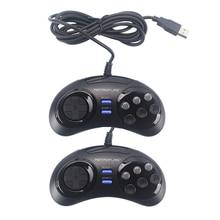 Retroflag Wired USB Game Controller Gamepad Joypad für Rasbperry Pi 4 B /MEGAPi/NESPi/SUPERPi Fall für PC/Schalter für Windows