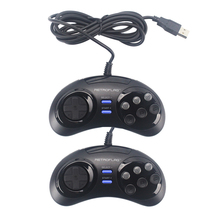 Retroflag Wired USB Game Controller Gamepad Joypad for Rasbperry Pi 4 B /MEGAPi/