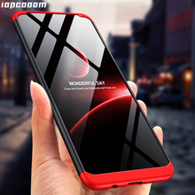360 Full Protection Case For Huawei Nova 4e Luxury Hard PC Shockproof Back Cover cases