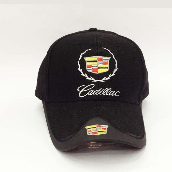 Fuxury Brand GM cadillac baseball Hat Cap Bent Brim baseball caps Snapback  For Women And Men Car Fans Cotton Hip Hop Golf Caps-in Baseball Caps from  Apparel ... 29259bf87e3