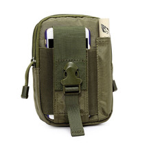 Outdoor Tactical Waist Pack Bag EDC Camping Hiking Climbing Pouch Cover Holder Case Hot Sale Men Women