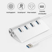 Universal Adapter Plug Adaptador Enchufe Multiple USB 3.0 4 Port Multi HUB Splitter for Apple Mac PC Computer Tablet Stekkerdoos