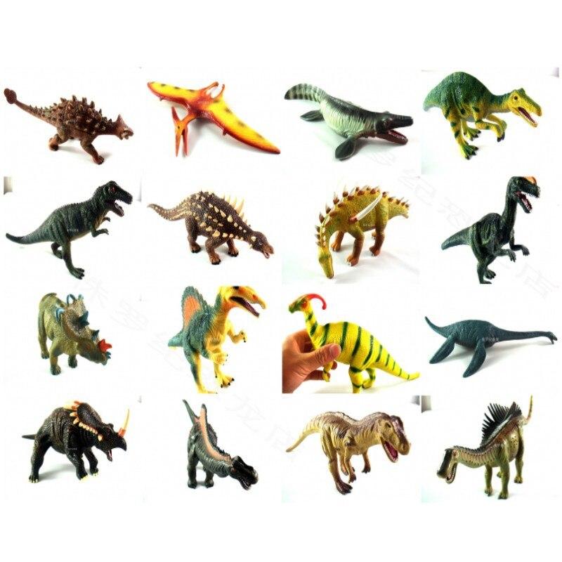 2015 venta caliente alta calidad simulación estupenda Pvc plástico los dinosauri