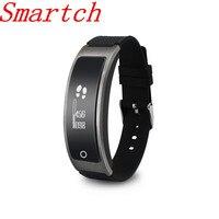 Smartch Sport Bluetooth Smart Bracelet I8 Blood Pressure Activity Tracker Heart Rate Monitor Watch Pedometer Smart